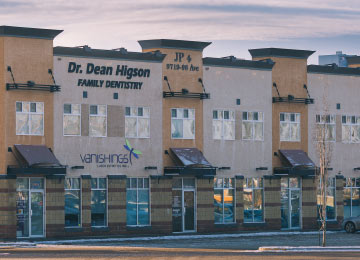 higson-dental-group-grande-prairie-alberta-footer